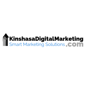 Kinshasa Digital Marketing Logo